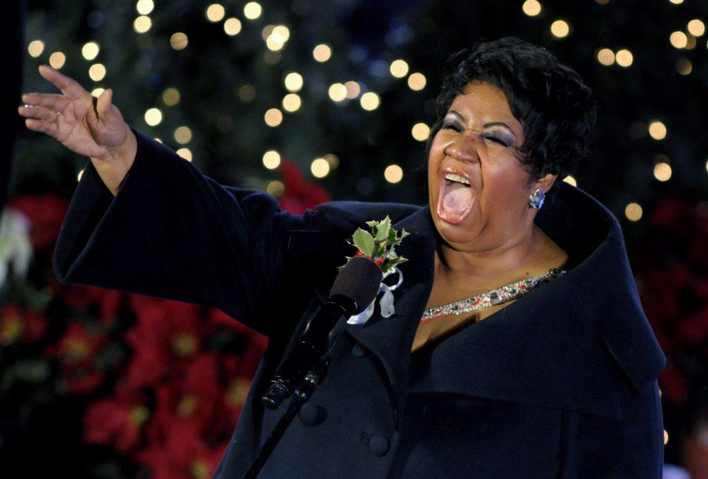 La cantante Aretha Franklin en estado muy grave, según medios
