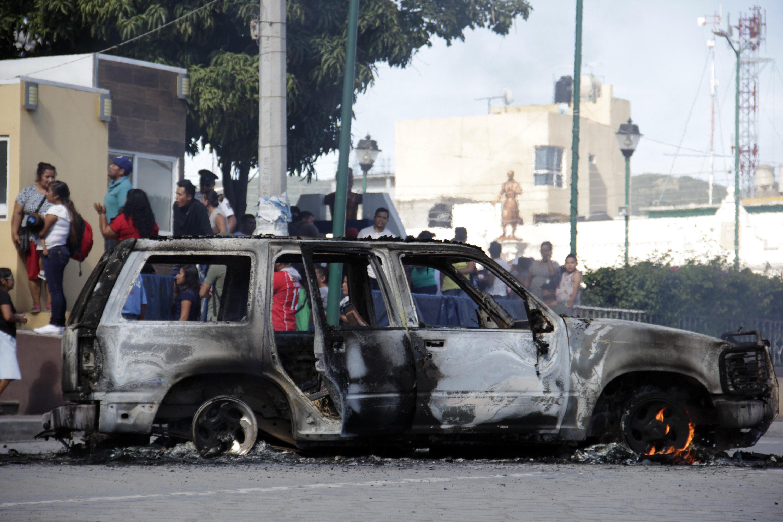 Eran campesinos y no robachicos los hombres linchados en comunidad de Puebla