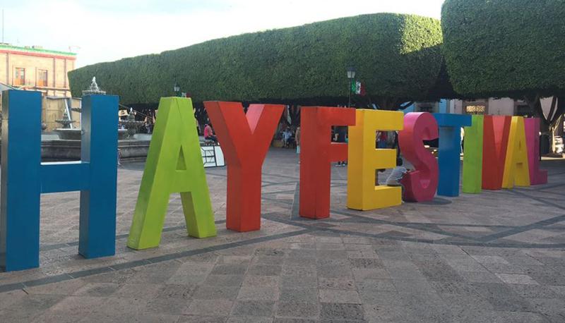 Municipio de Querétaro y Hay Festival renuevan convenio para el 2020