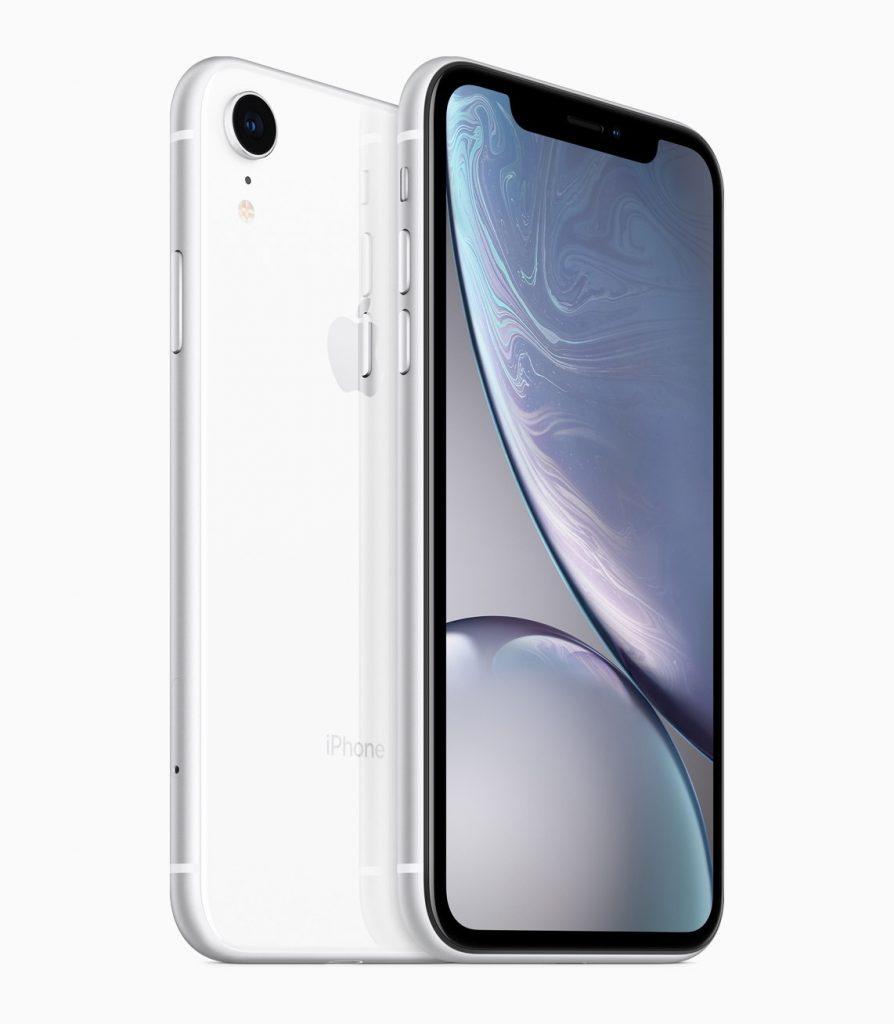 Apple presenta el Apple iPhone X R