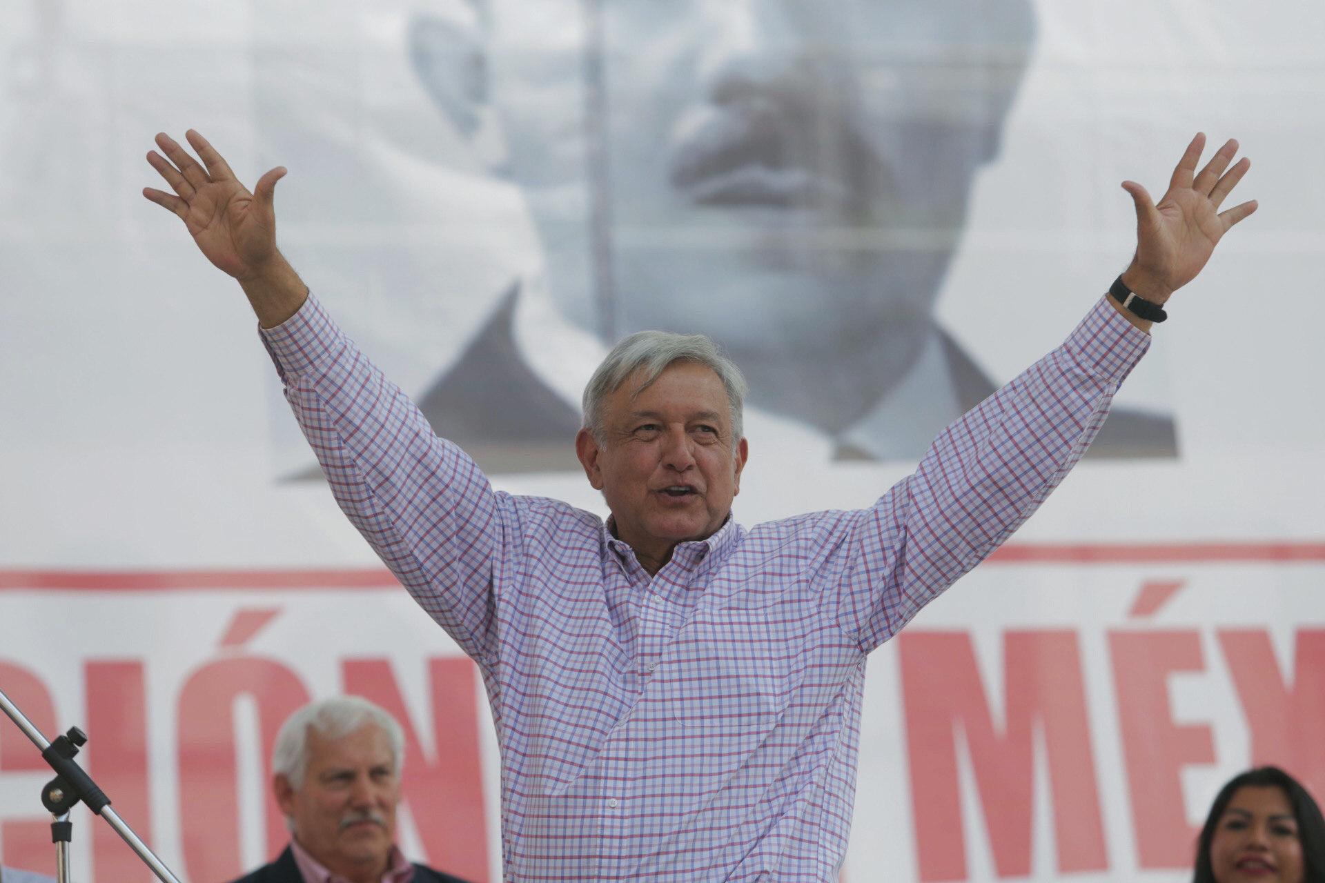 López Obrador anuncia que se reforzará seguridad en el EdoMex