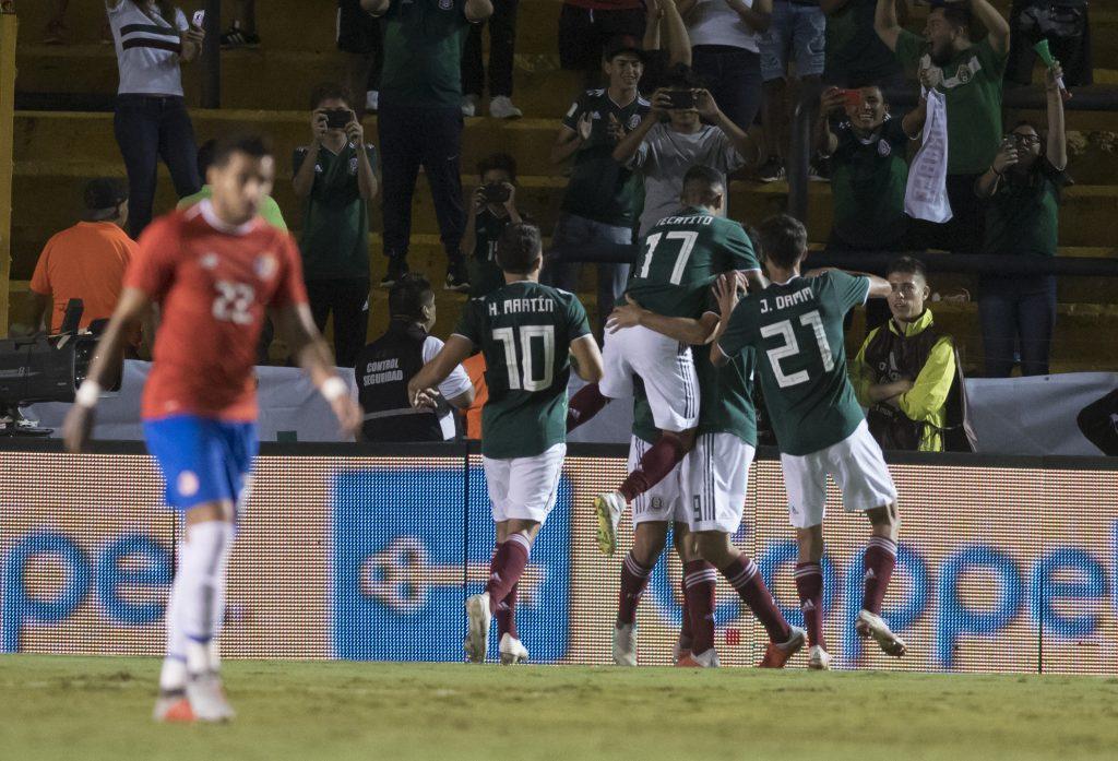 México- Costa Rica