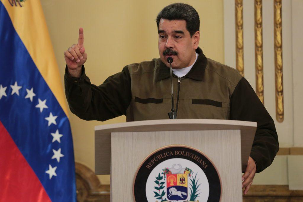 Ampuero le responde a Maduro: