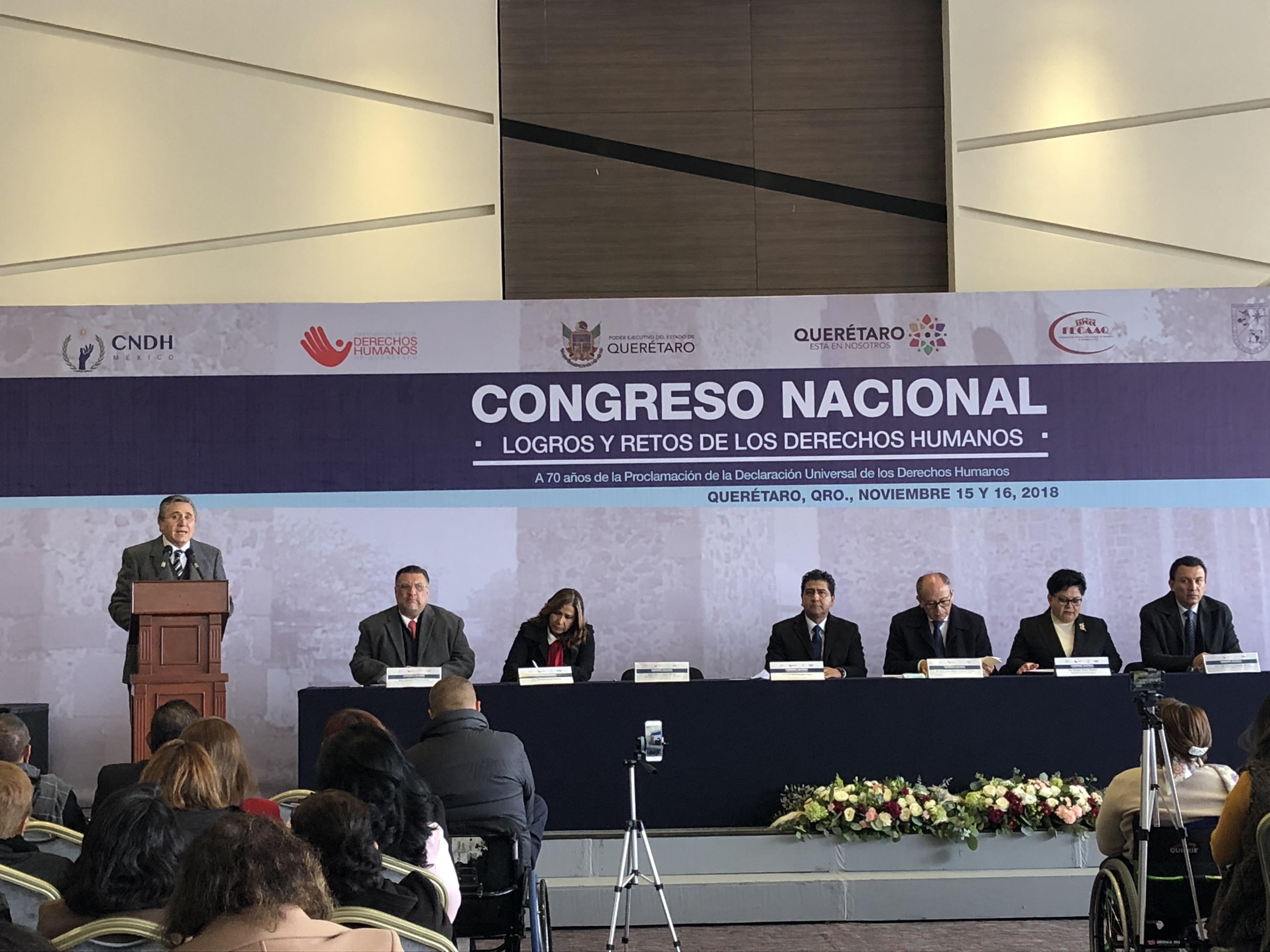 Discriminación a minorías y grupos vulnerables persiste en México: CNDH