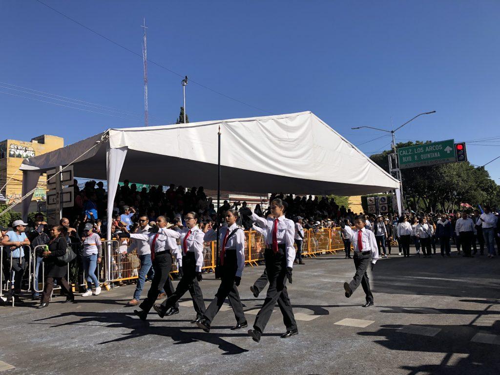 Revolución Mexicana Desfile