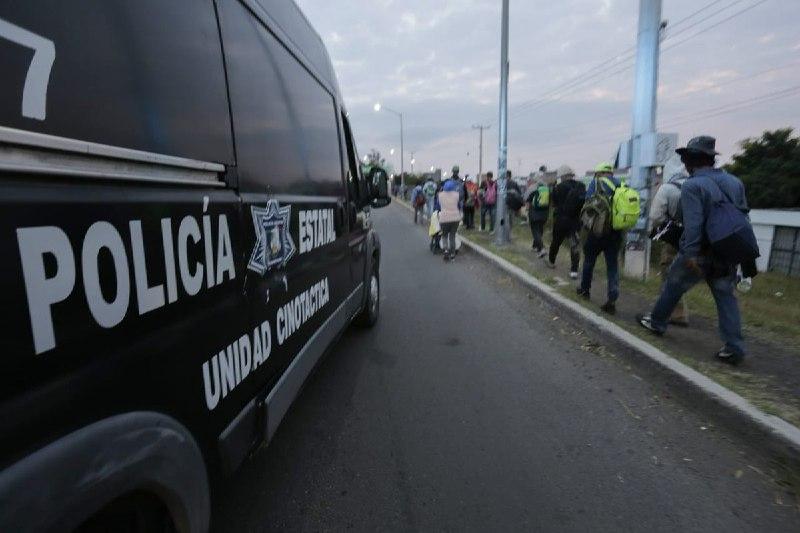 Policía estatal de Querétaro muere durante ataque violento en Apaseo el Grande
