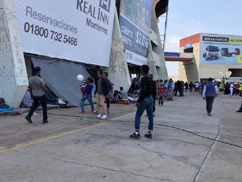 migrantes corregidora