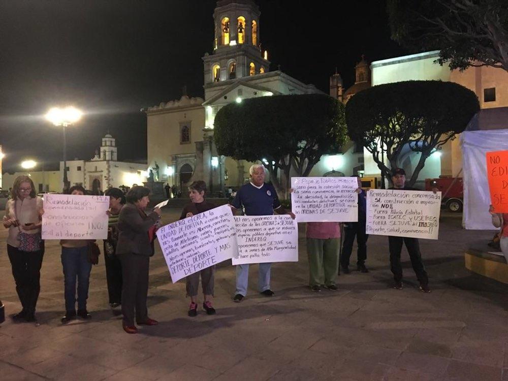 protestacruz