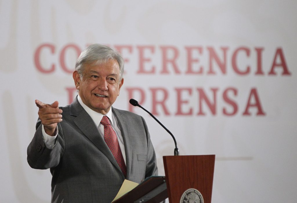 Lopez Obrador sent a terna to the Senate to select a Supreme Court member