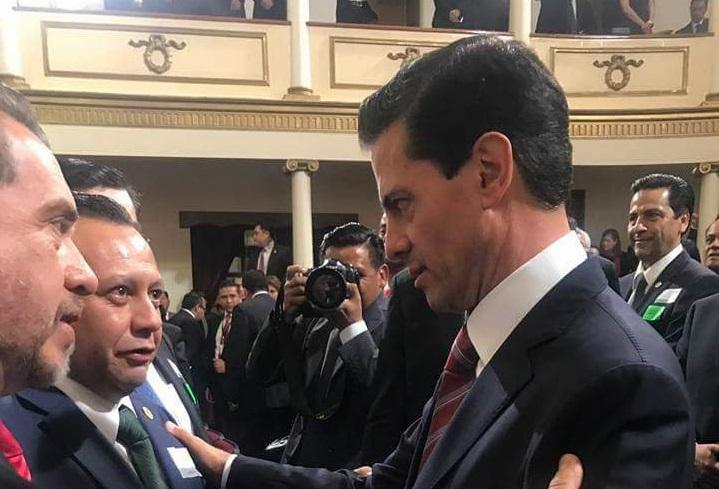 Peña y Hugo Cabrera