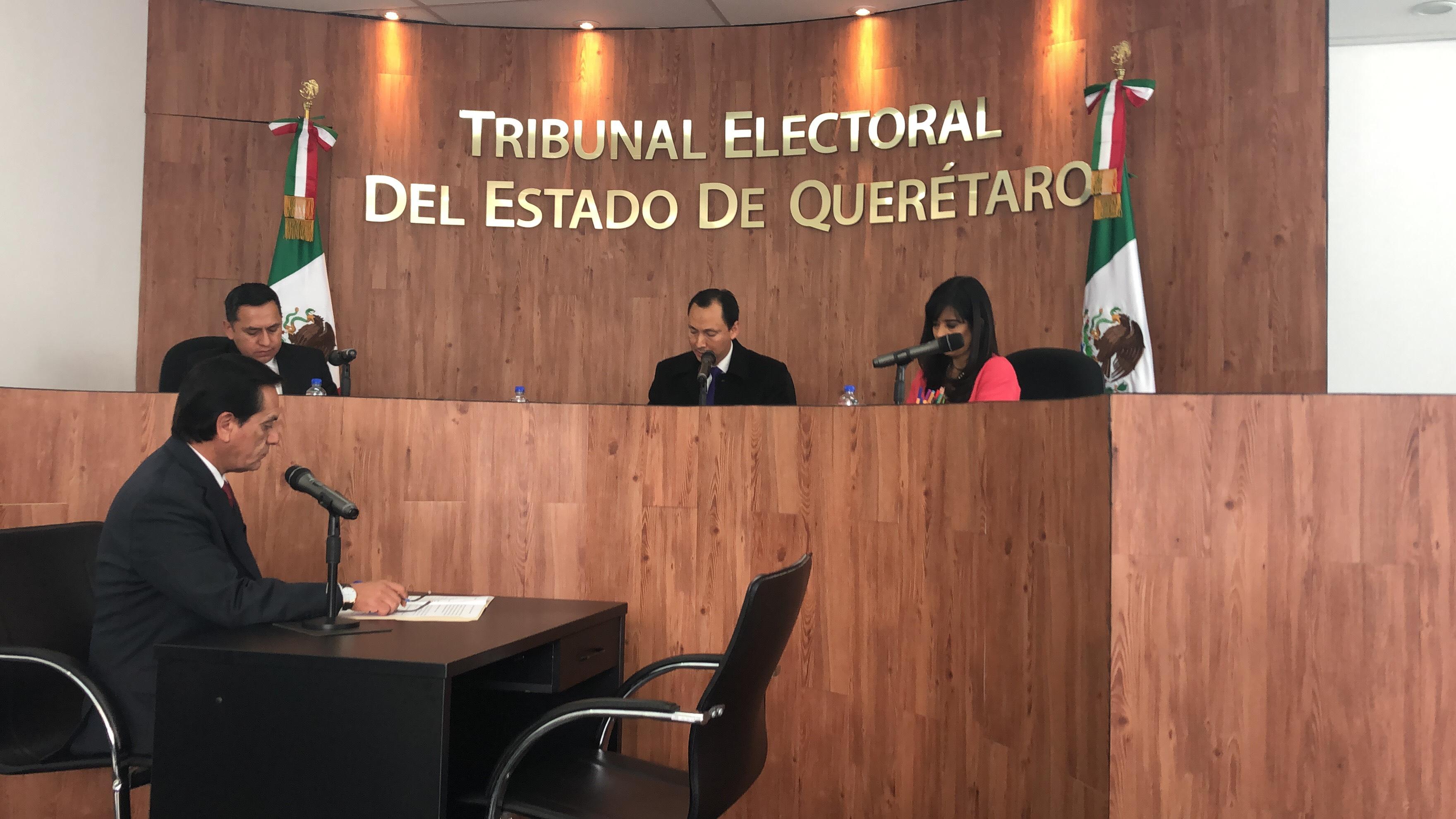 Rechaza TEEQ recurso de apelación de regidora de Morena contra secretarios de ayuntamiento capitalino