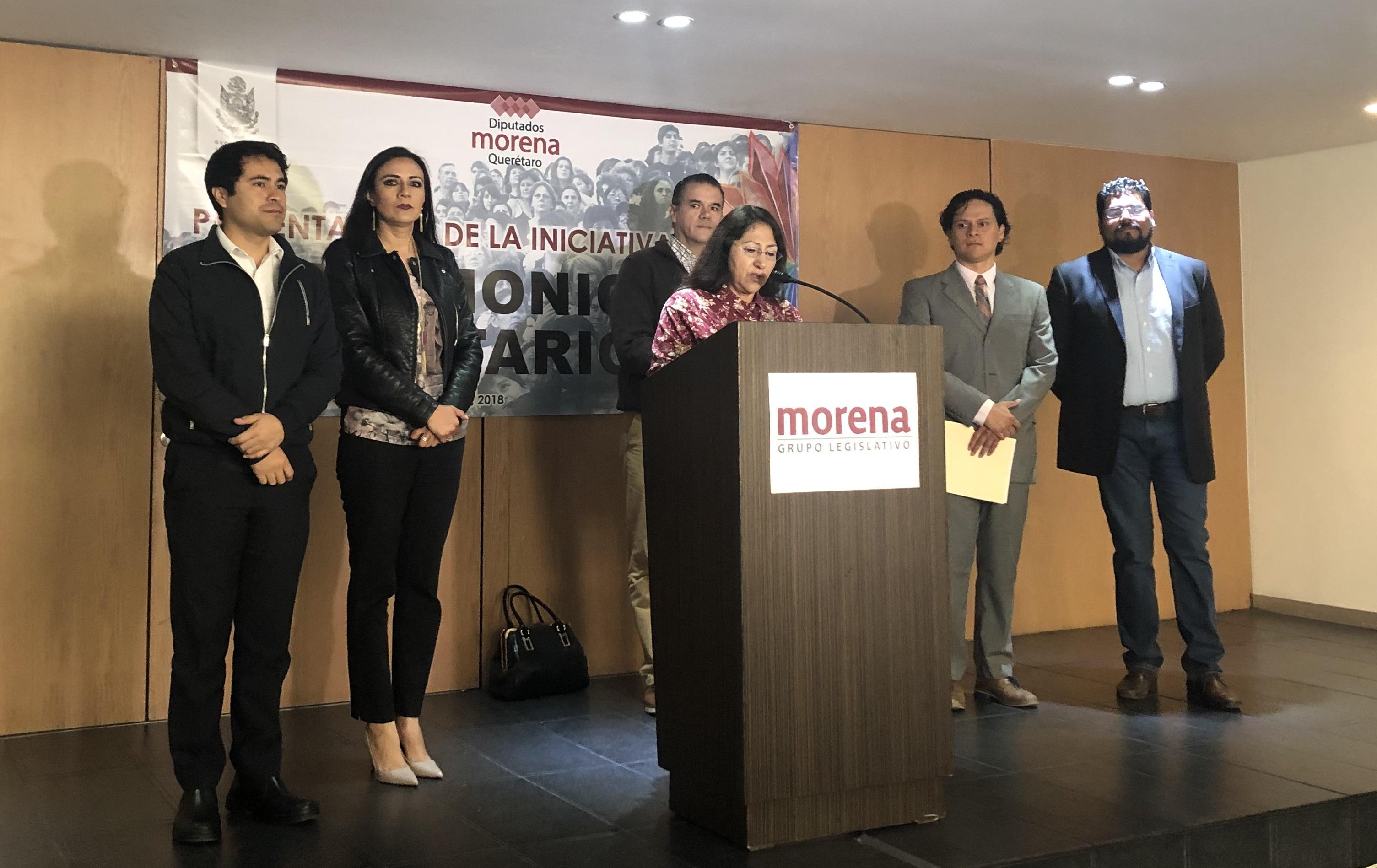 Morena vuelve a la carga: presenta iniciativa para implementar el matrimonio igualitario