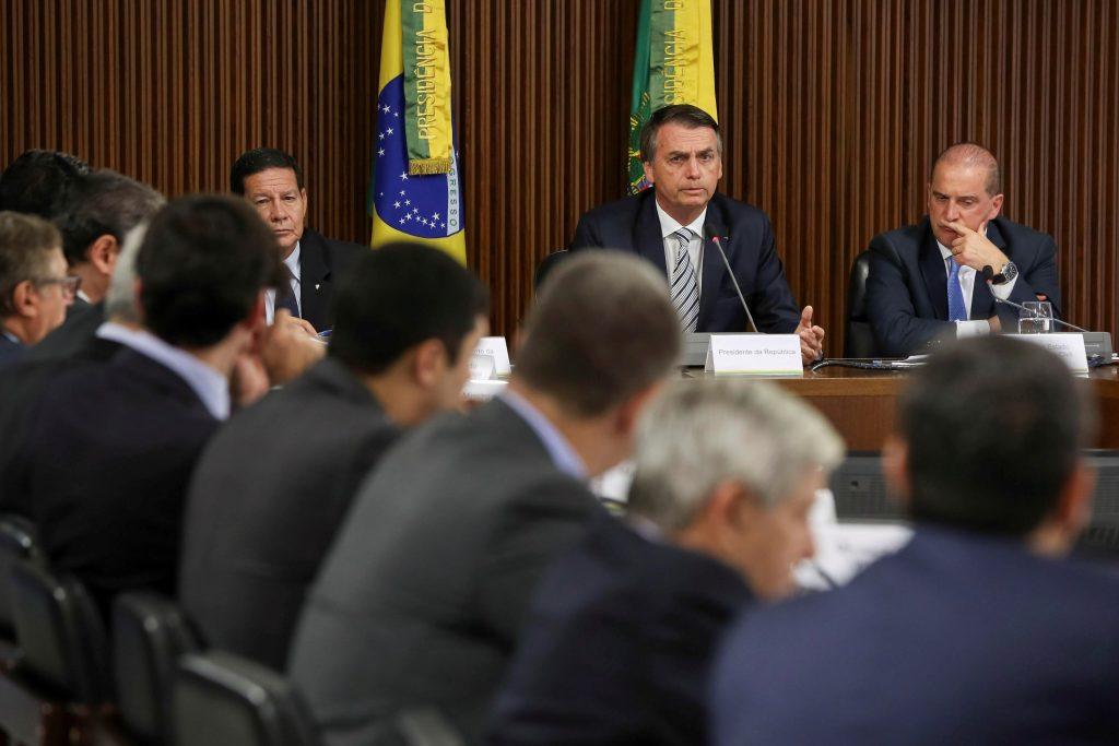 Bolsonaro expulsará al