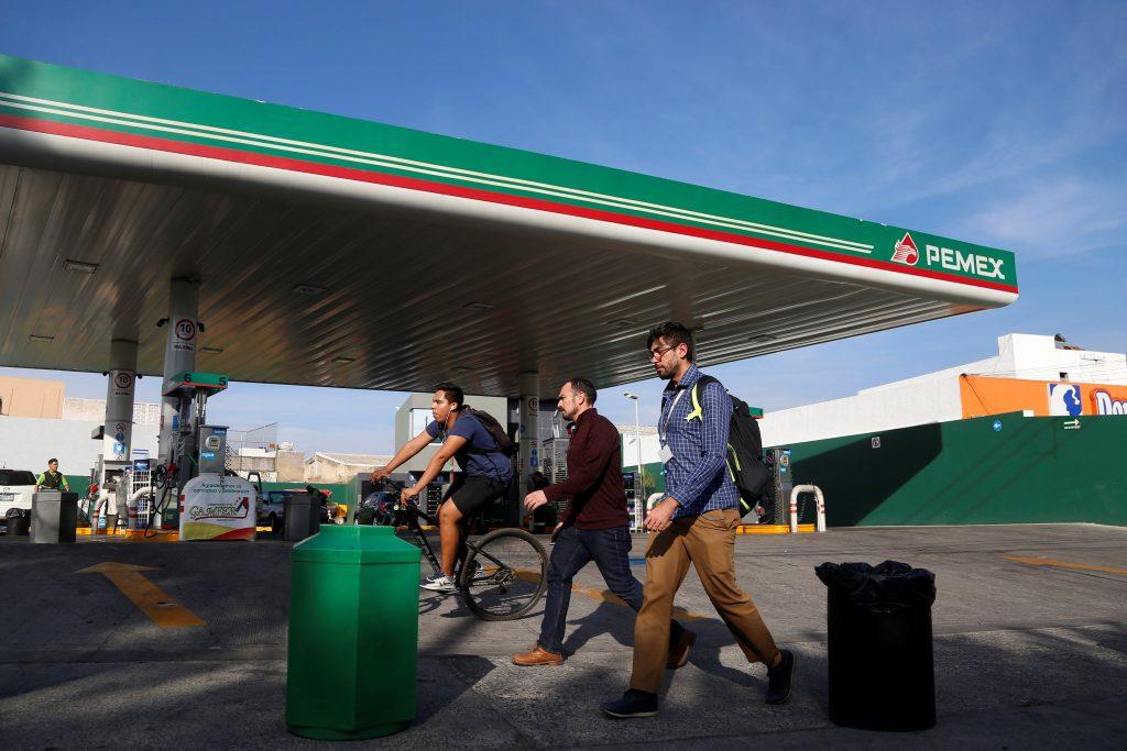 EFE Asociación de gasolineros de México pide