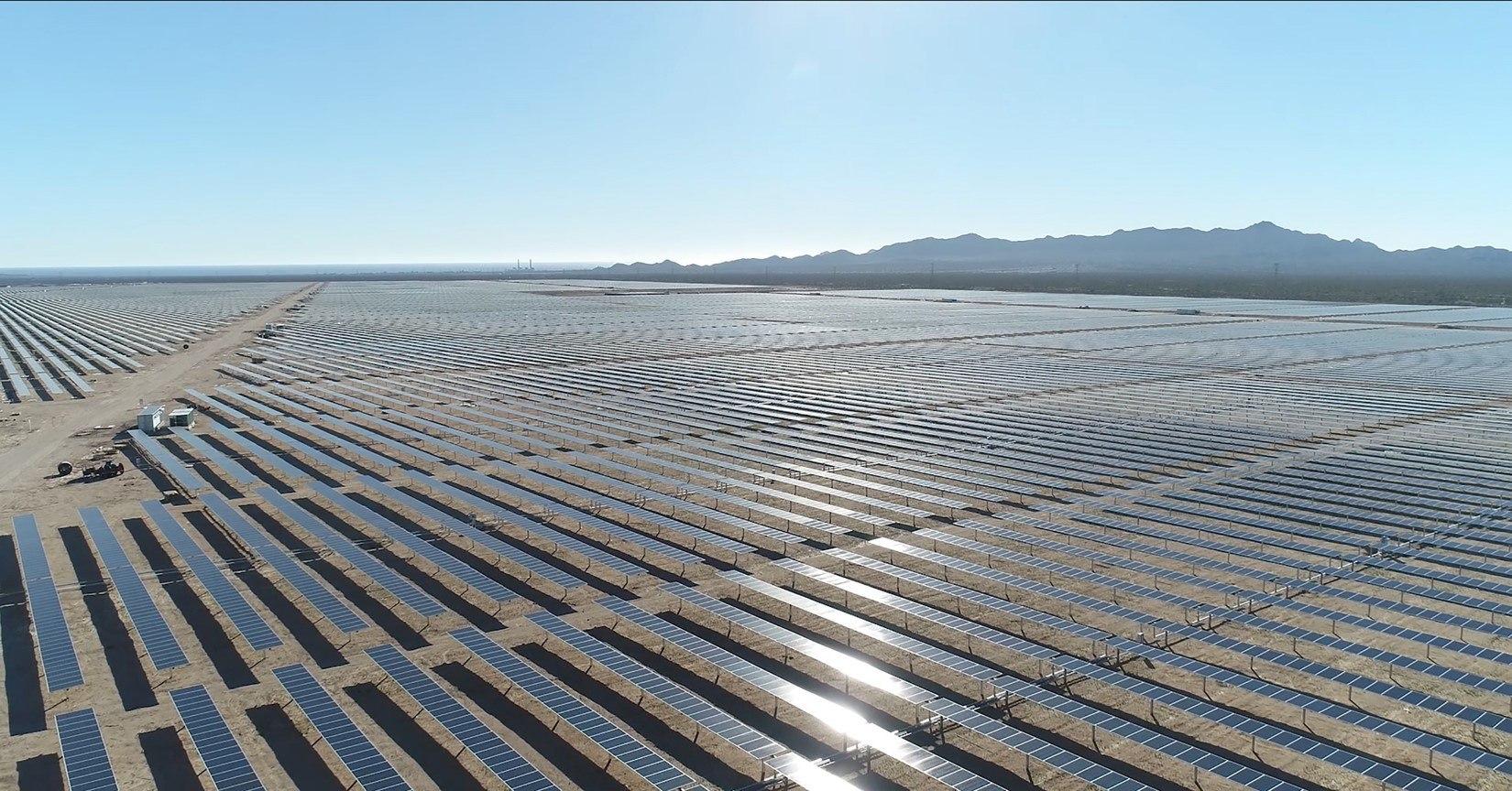 Planta solar de Acciona Energía beneficiará a 583 mil hogares en México