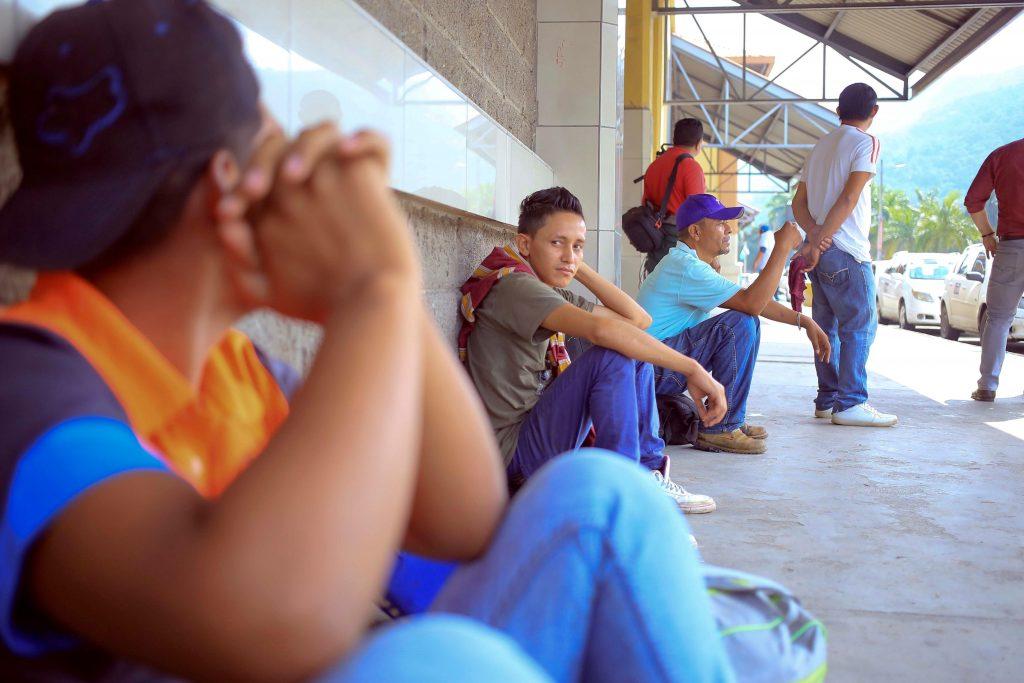 Nueva caravana de migrantes con rumbo a EE.UU comienza a formarse en Honduras
