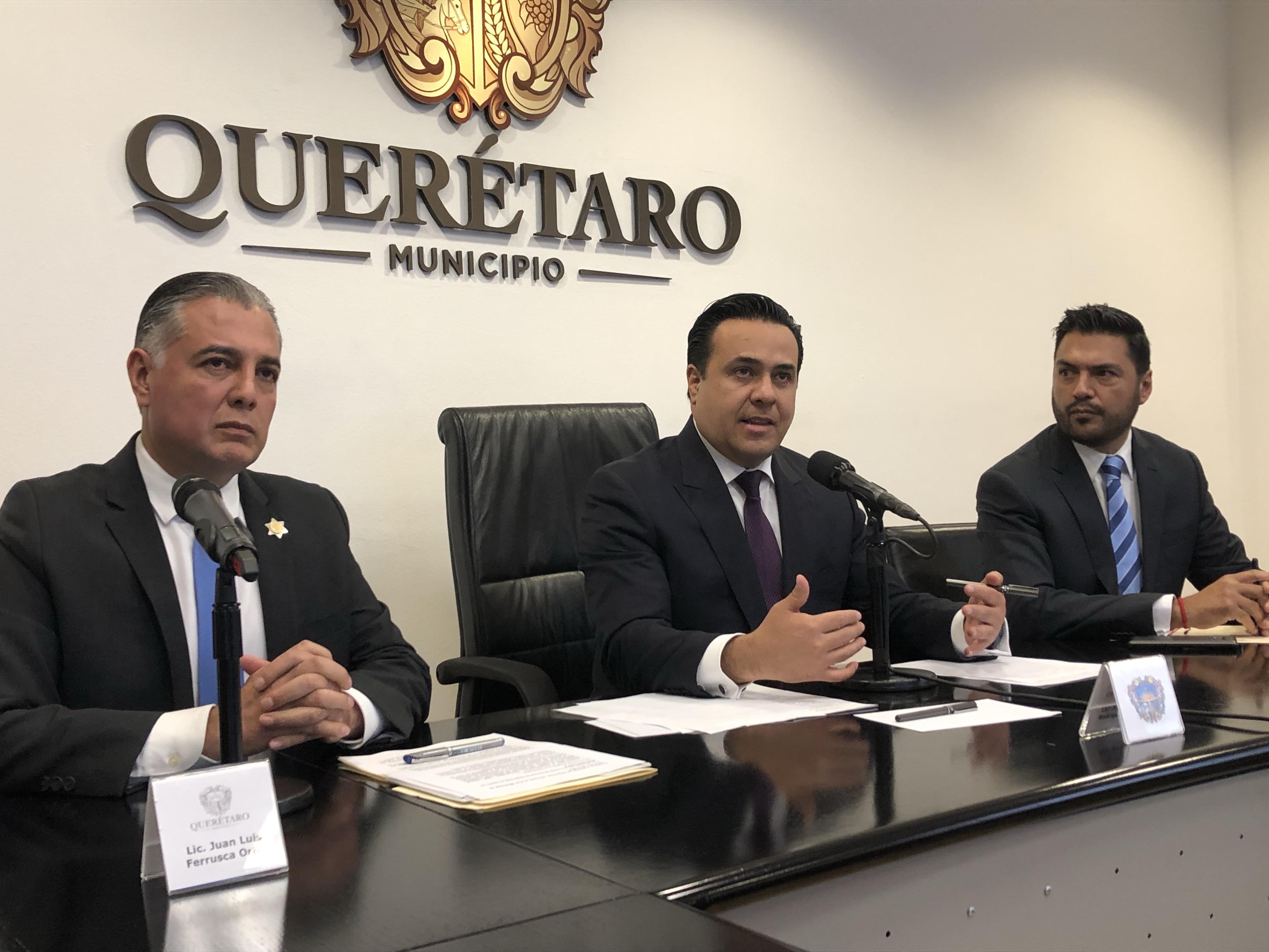 Municipio de Querétaro prepara aplicación para compartir vehículo