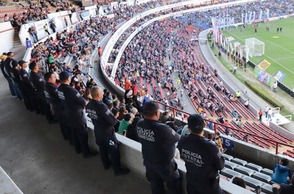 Juego de Gallos vs Monterrey será sin acceso al público, confirma directiva