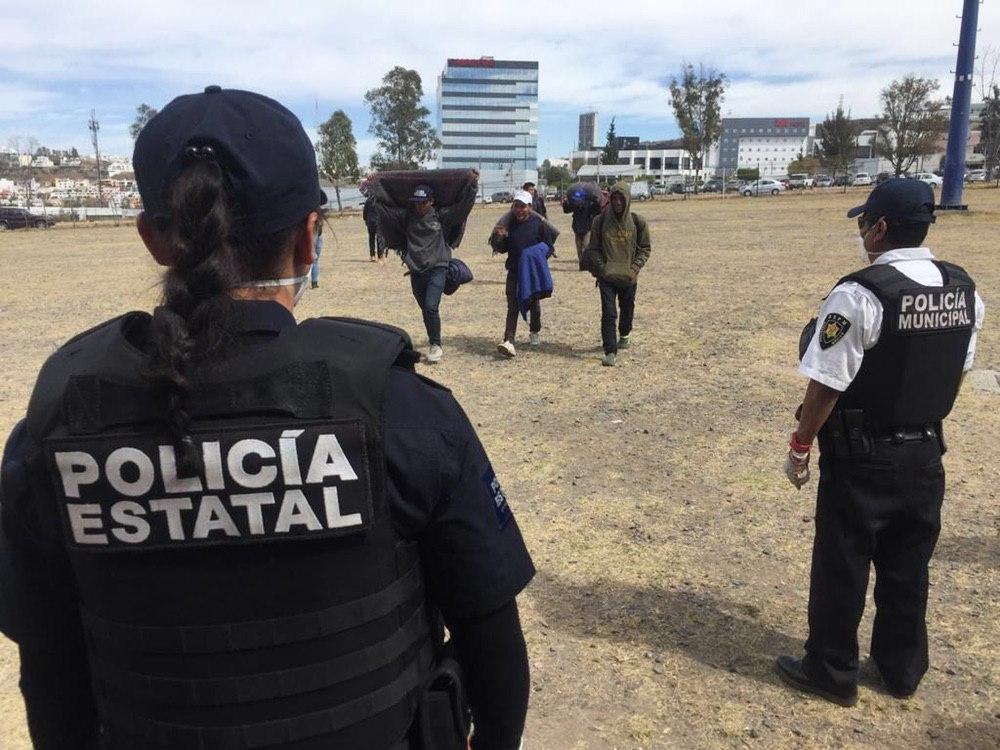 """Querétaro, en """"top 10"""" de eficiencia policial y combate a la corrupción"""