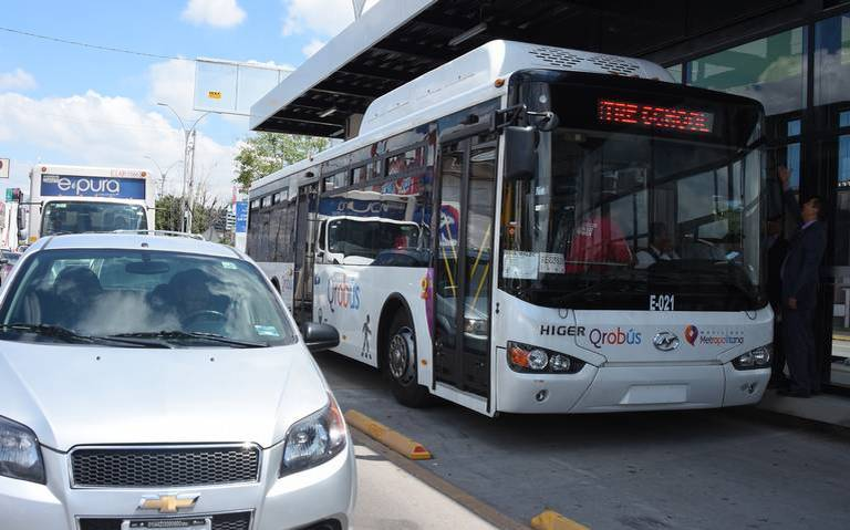 Apuesta IQT por tecnología para mejorar servicio de transporte público