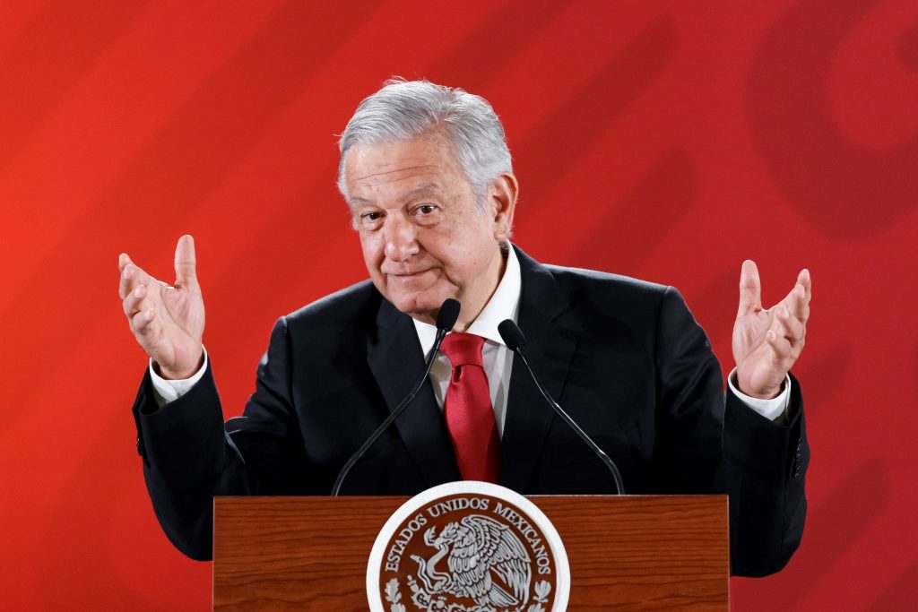 López Obrador no responderá a palabras de Trump que tengan fines electorales