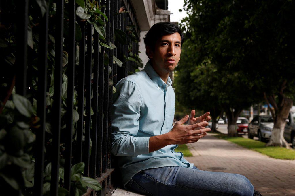 El independiente Pedro Kumamoto creará un partido