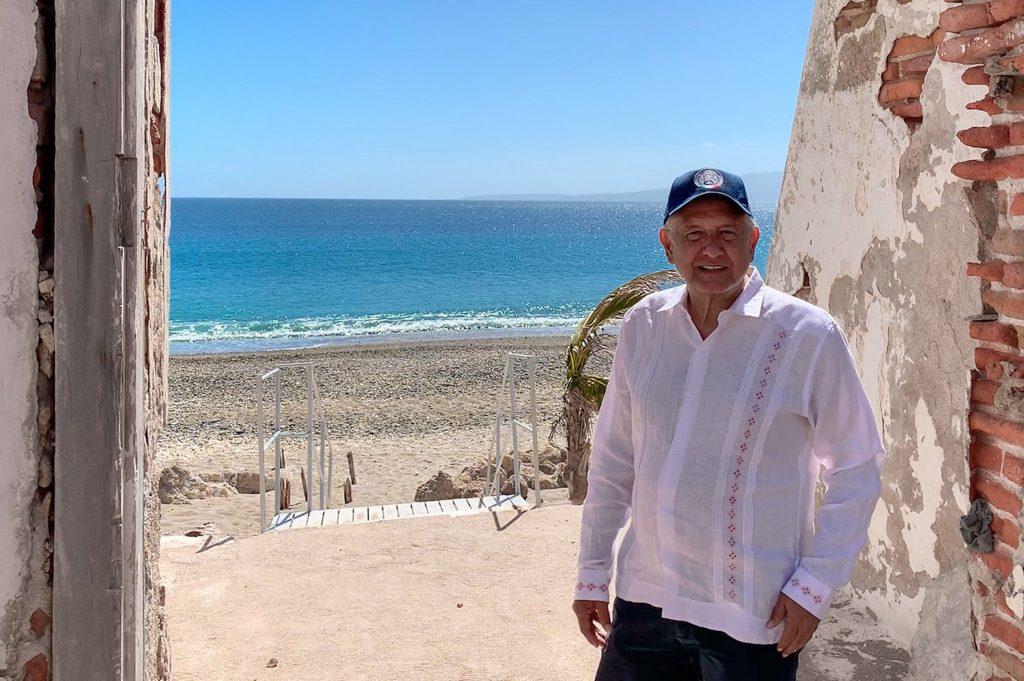 El presidente mexicano anuncia cierre de colonia penal de las Islas Marías