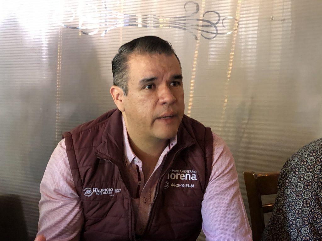 Mauricio Ruiz Olaes