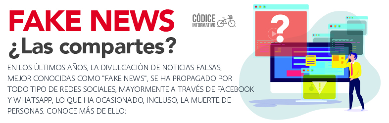 Fake News ¿Las compartes?