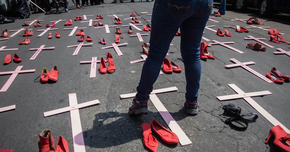 Pena de muerte ¿Solución para feminicidios en México?
