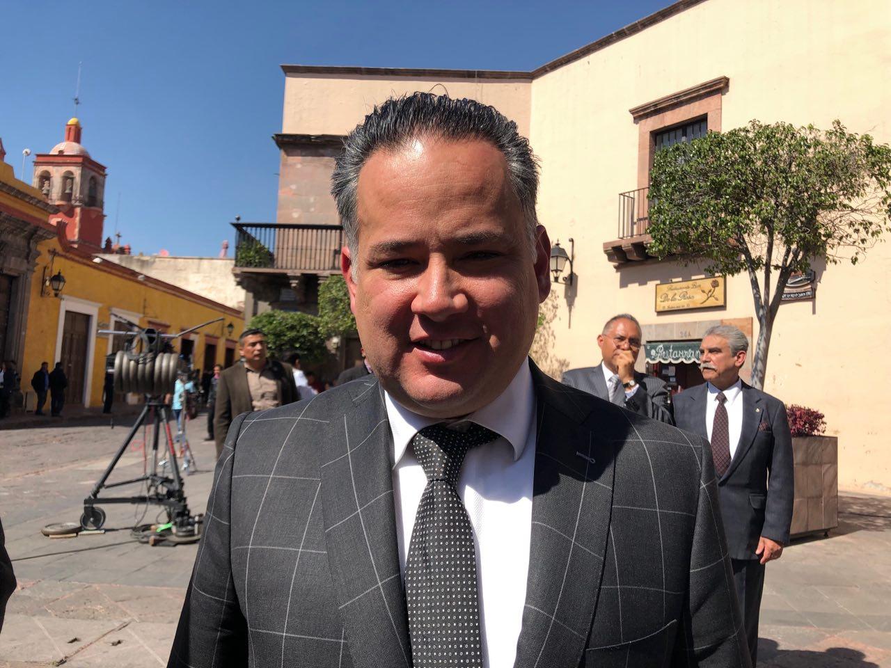 Santiago Nieto, en la mira del crimen organizado