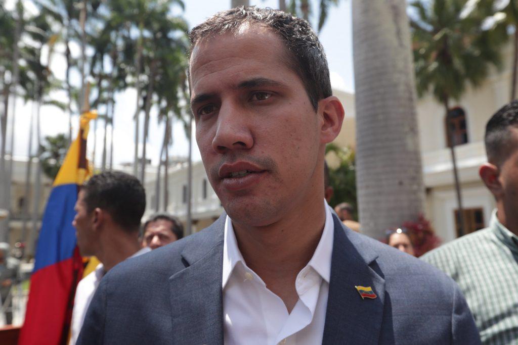 Guaidó pedirá al Parlamento decretar