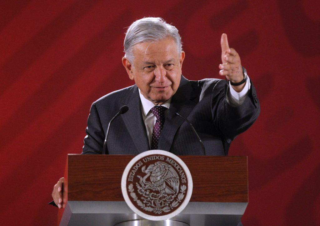 Presidente de México dice que no usa