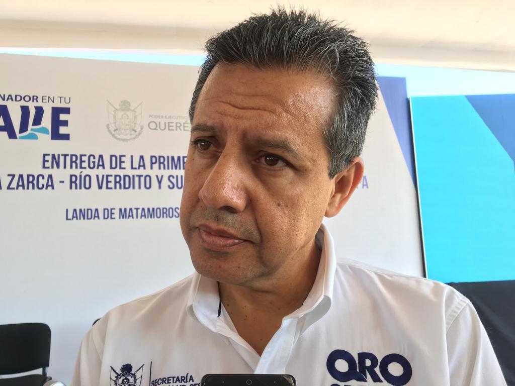 Reconoce secretario de Salud que abasto de medicinas aún no alcanza el 100% en Querétaro