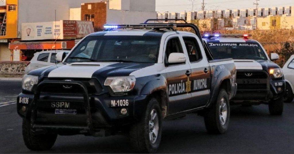 policía municipal querétaro