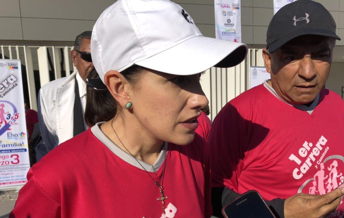 Advierte Elsa Méndez que seguirá trabajando con autoridades religiosas