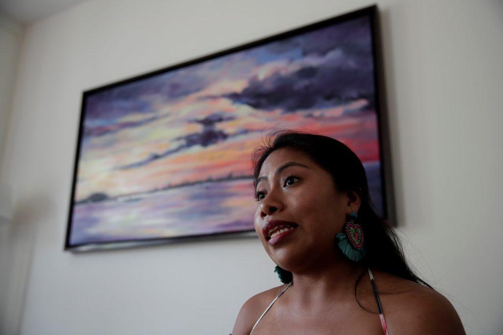 Yalitza Aparicio: el feminismo busca la equidad, no la superioridad femenina