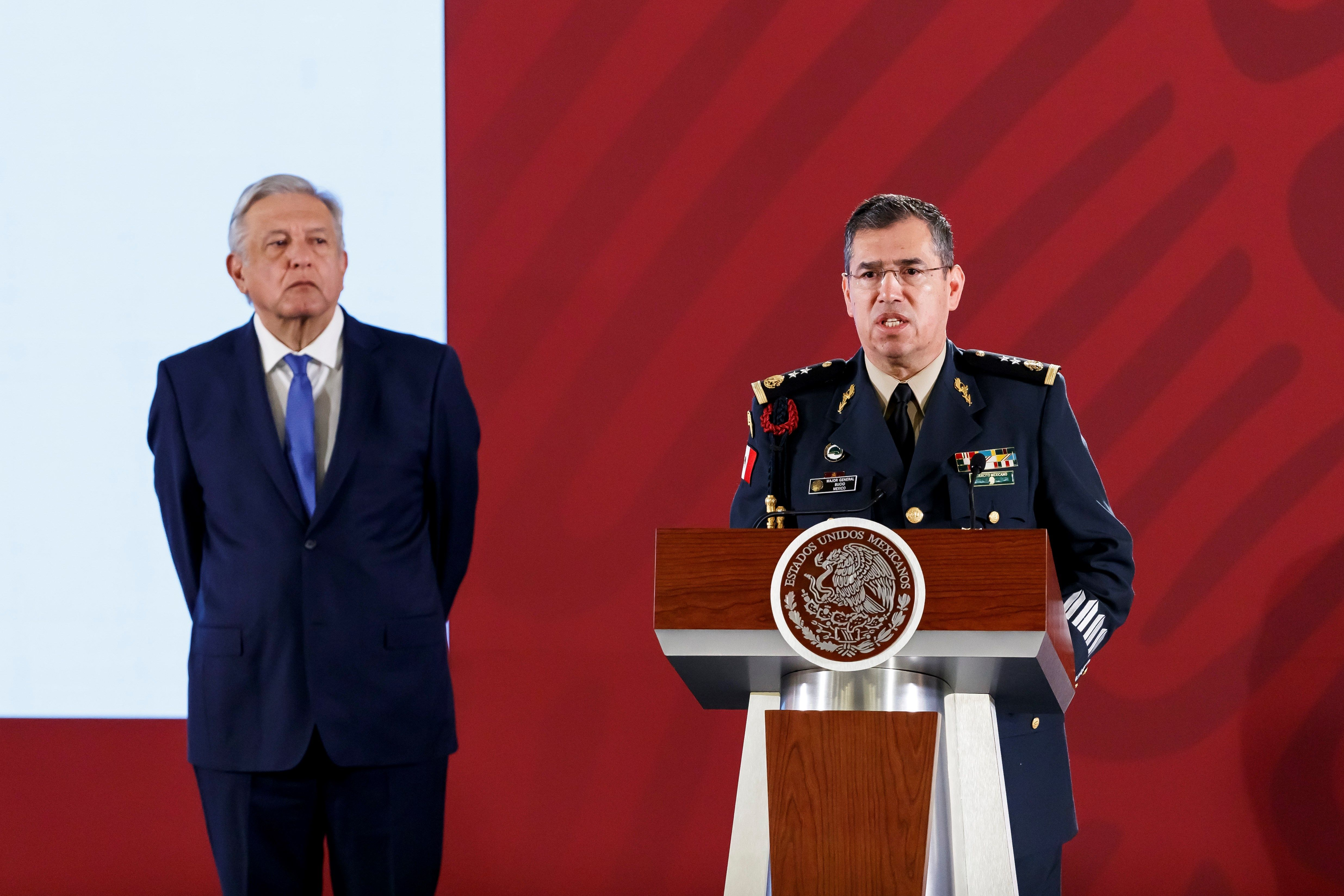 Encabezará el general Luis Rodríguez Bucio la Guardia Nacional