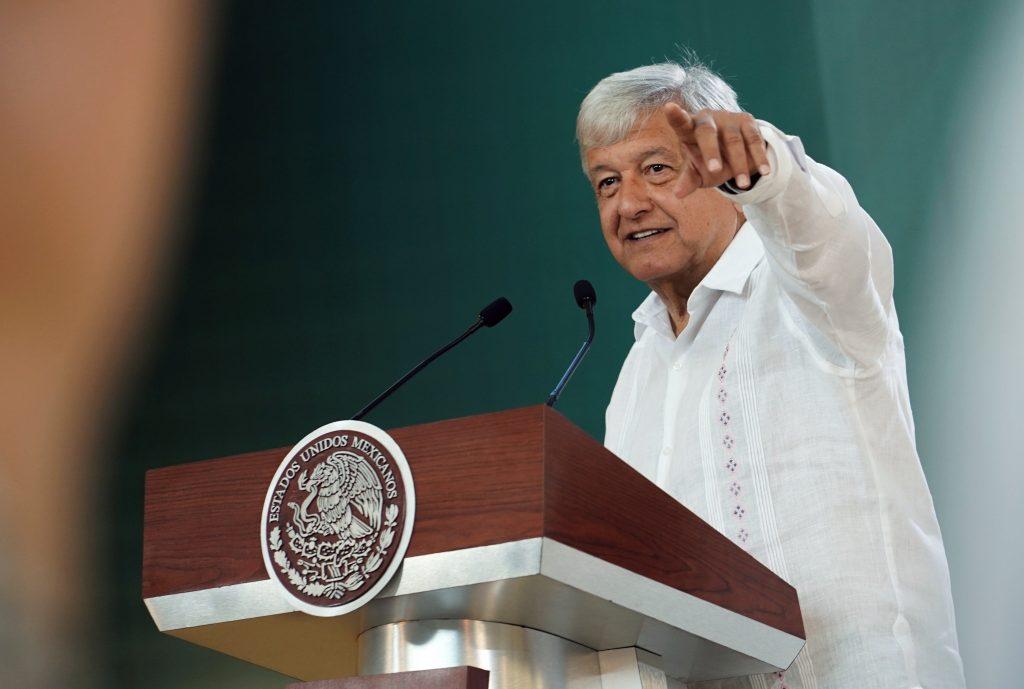 López Obrador atribuye la matanza en Veracruz a los anteriores gobiernos