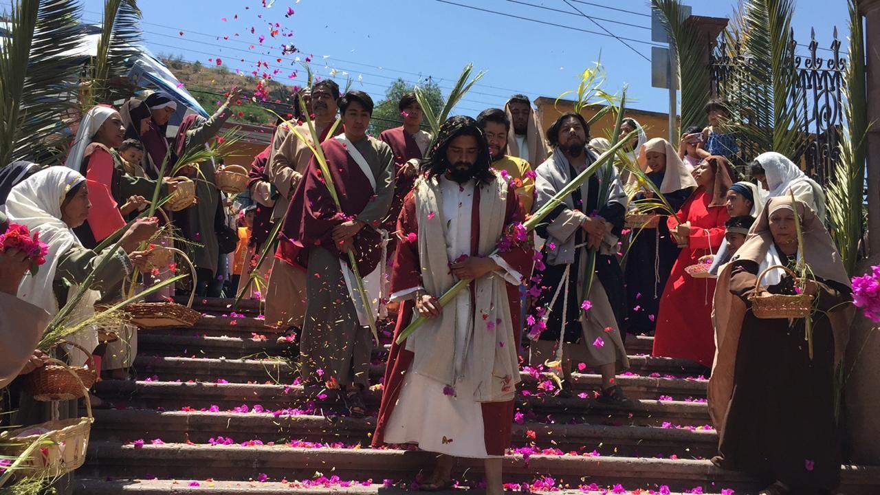 Domingo de Ramos, inicio oficial de la Semana Santa