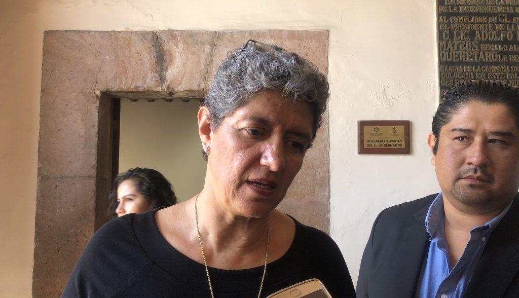 Rectora Tere García