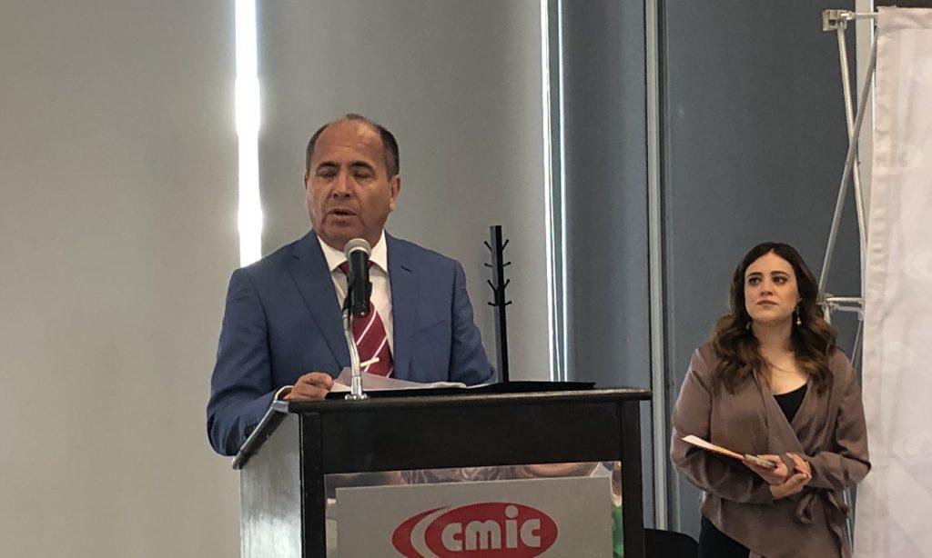 CMIC Carlos Ugalde