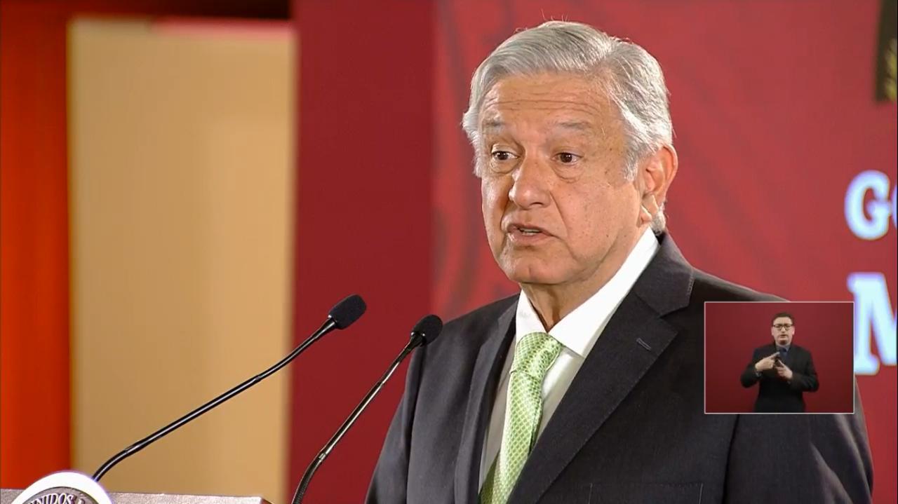 No quiero engancharme en ningún debate con el presidente de EUA: López Obrador
