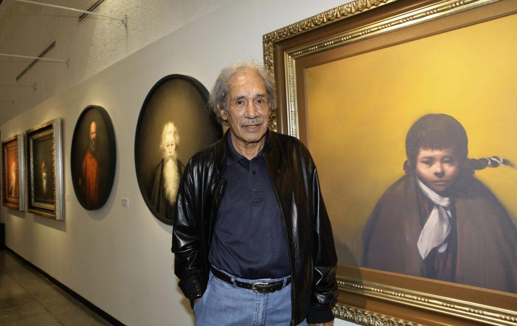 El pintor mexicano Rafael Coronel muere a los 87 años de edad