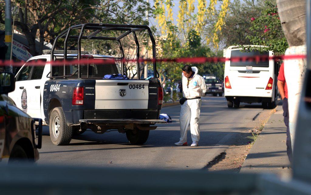 Al menos cuatro mujeres mueren tras ataque armado en el centro de México