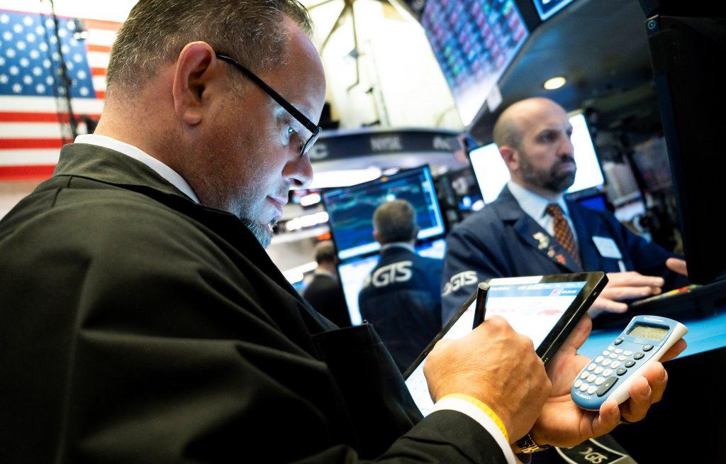 Compañías tecnológicas lideran pérdidas en Wall Street