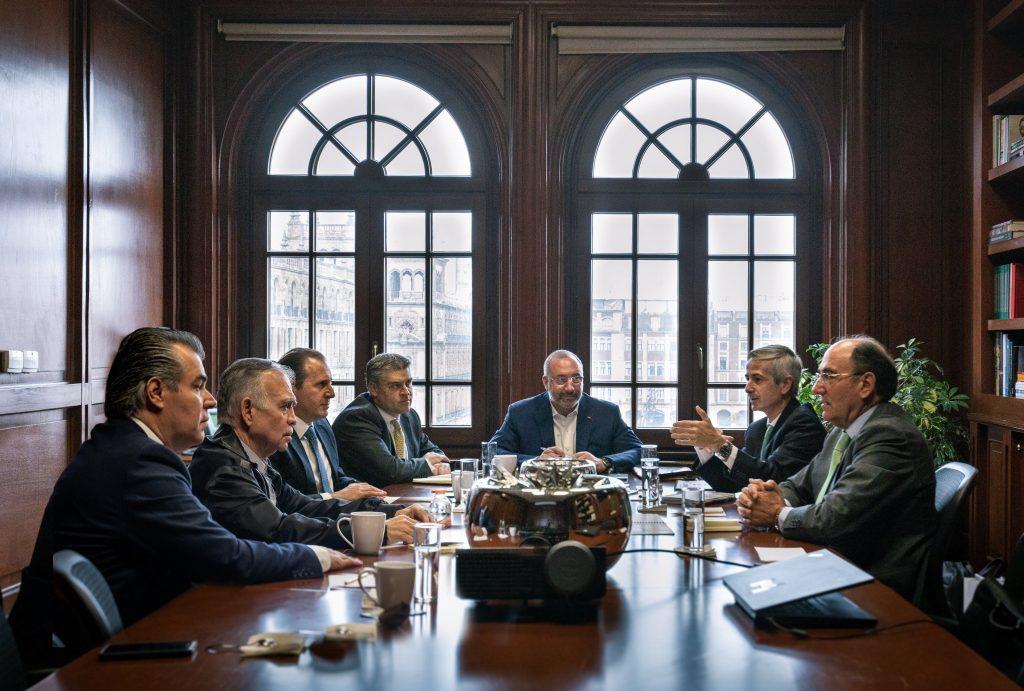 Gobierno respalda multimillonaria inversión de Iberdrola en México