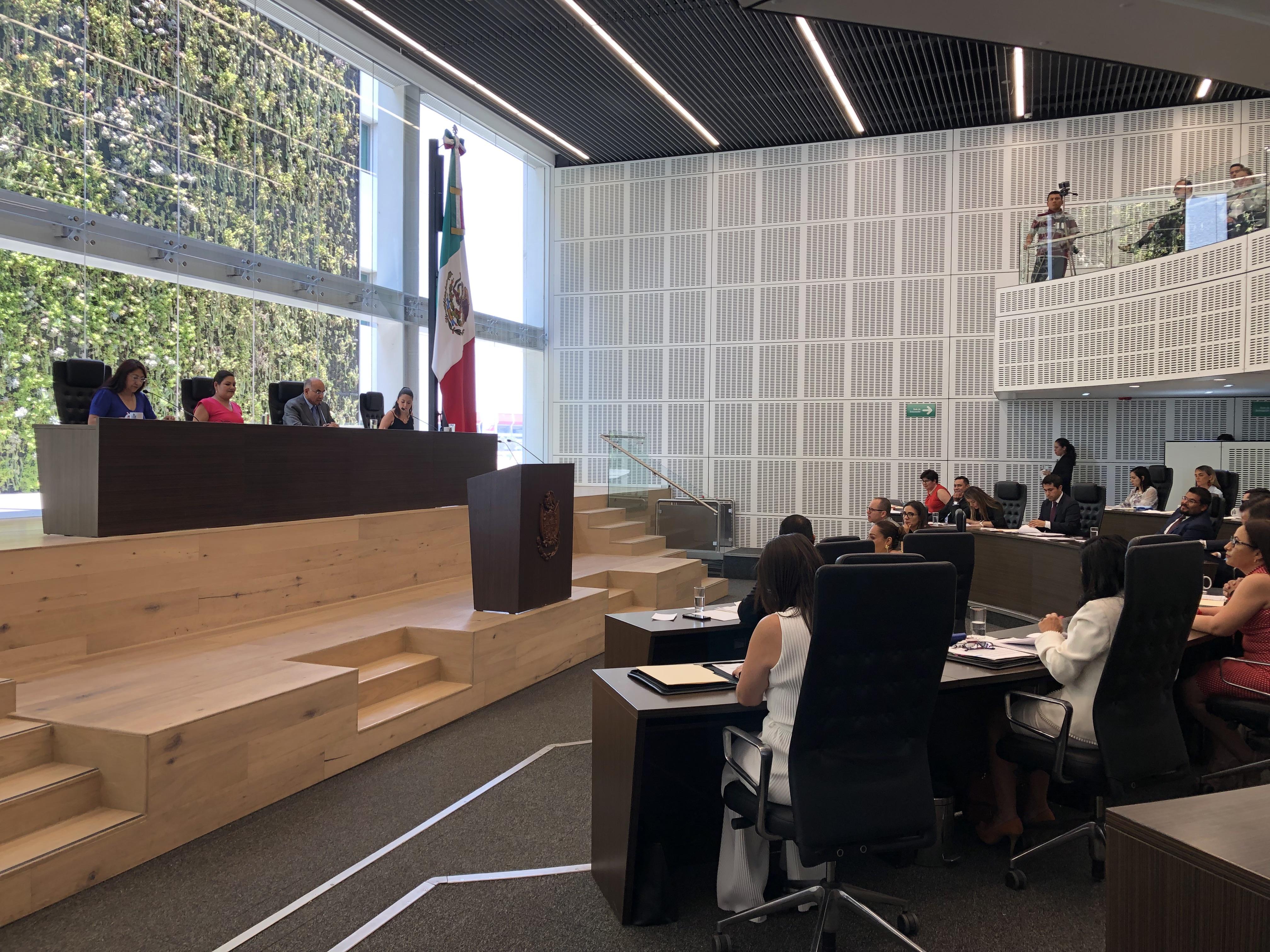 PRI local buscará avanzar reformas para incrementar penas por violencia contra mujeres