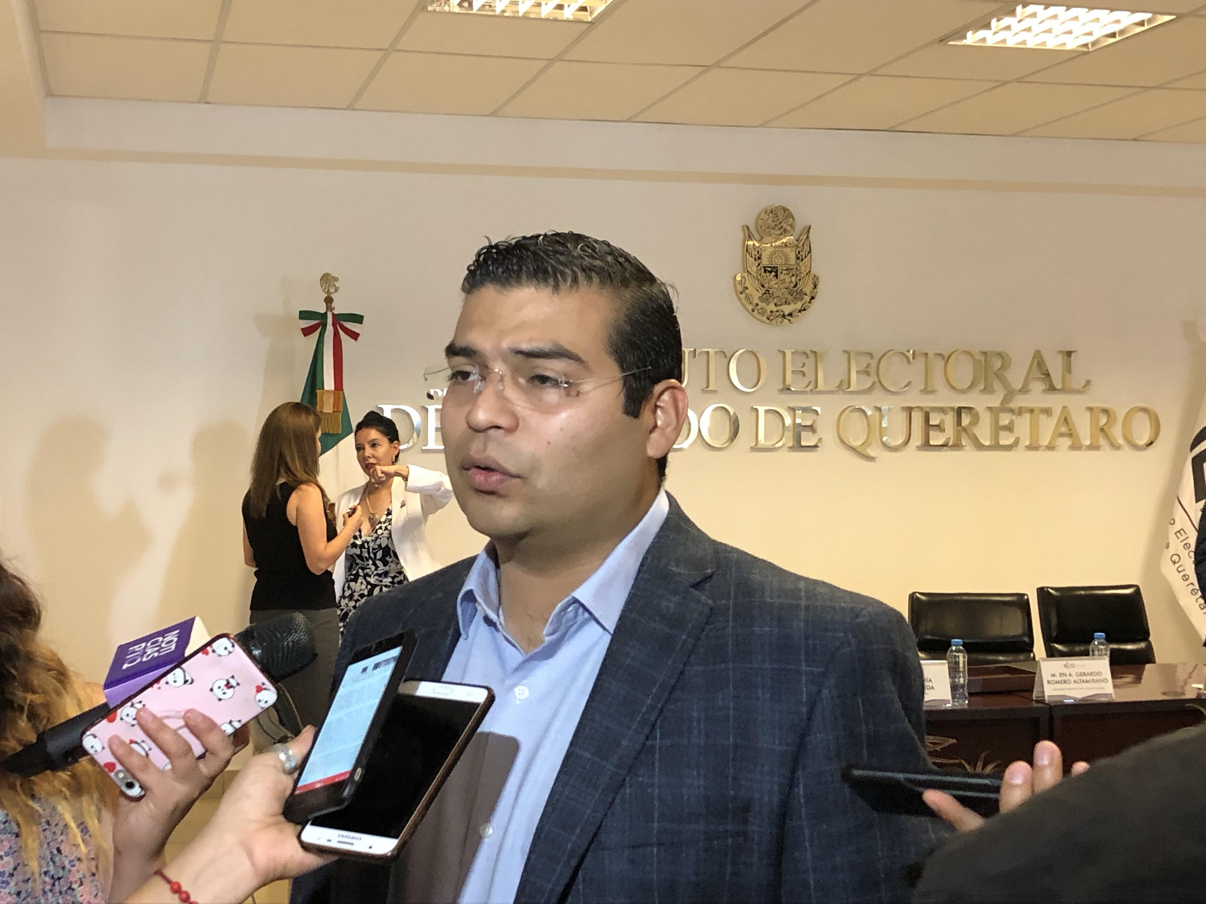 Candidatos del PAN respetan medidas sanitarias en sus campañas, asegura Martín Arango