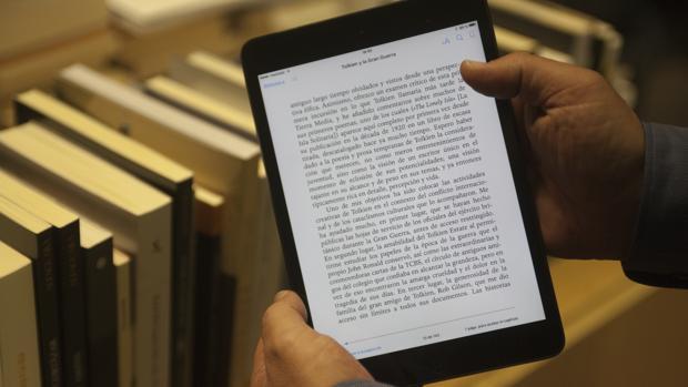 Libro digital.